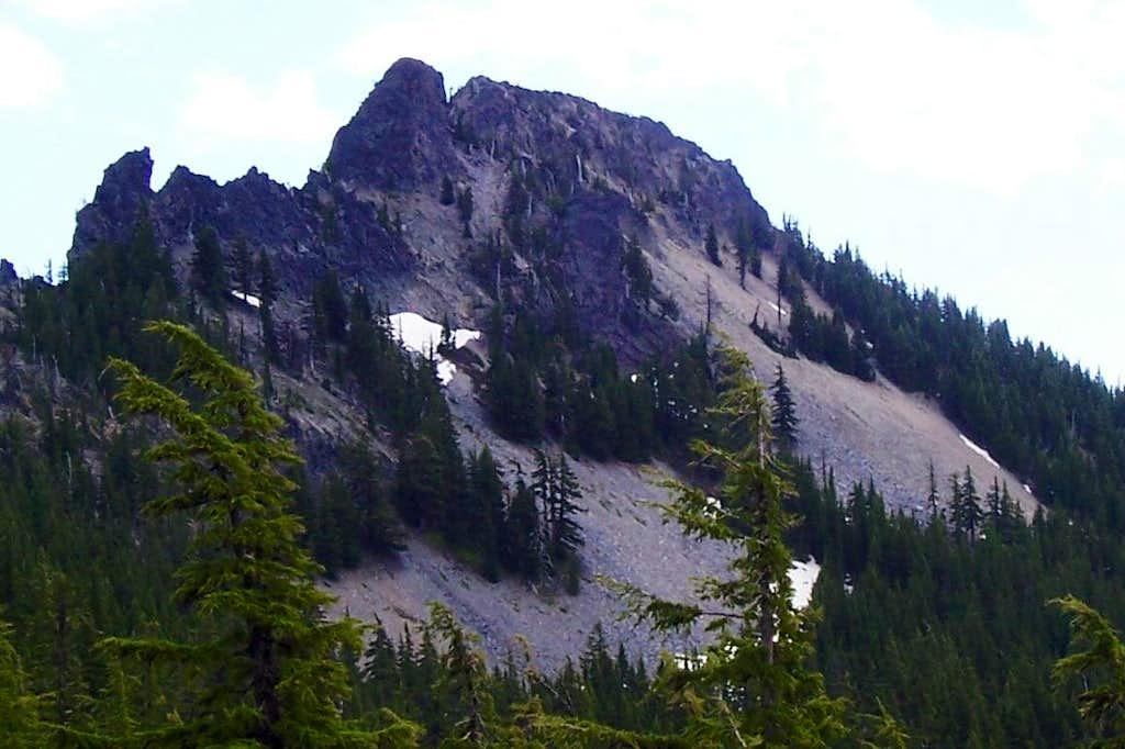 South Mount Yoran, Oregon cascades.