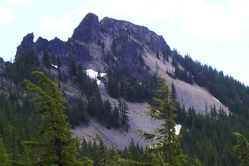 South Mount Yoran, Oregon cascades.