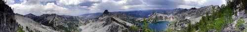 Fishfin Ridge Panorama
