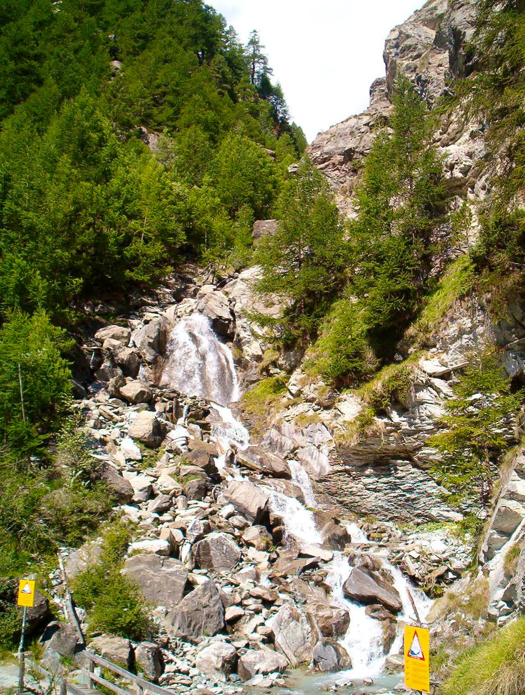 The river Trift