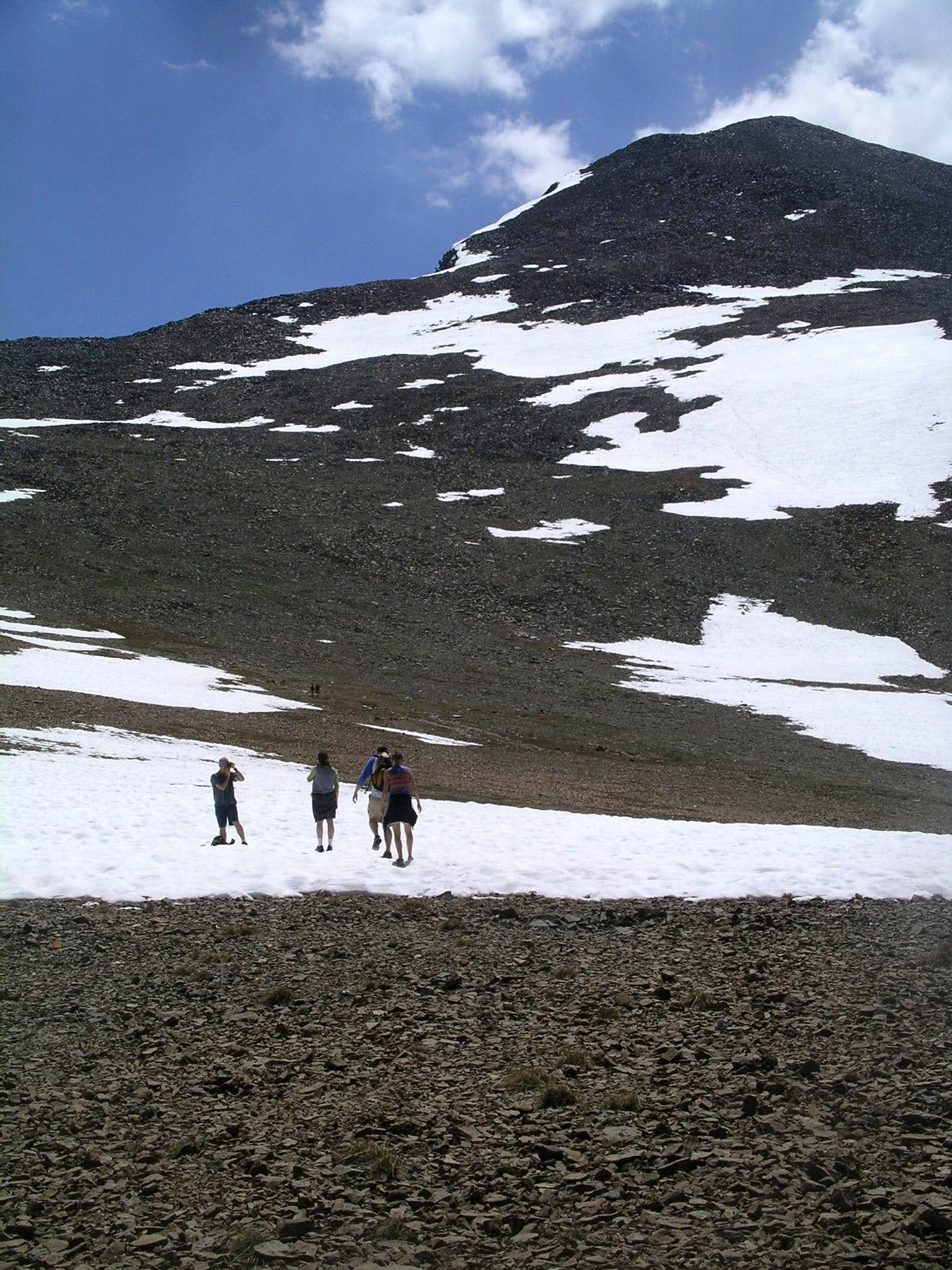 Mt Dana - June 2004