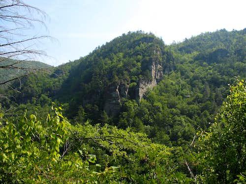 East Rim Cliffs