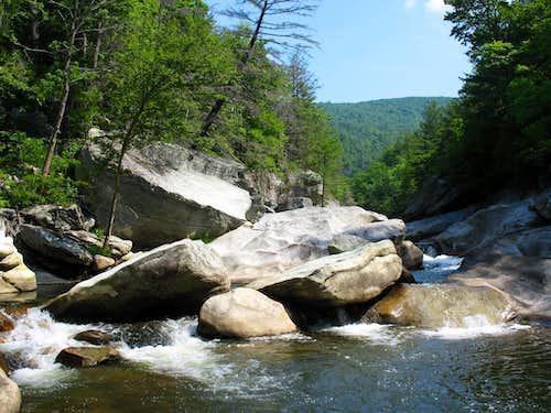 The Linville River