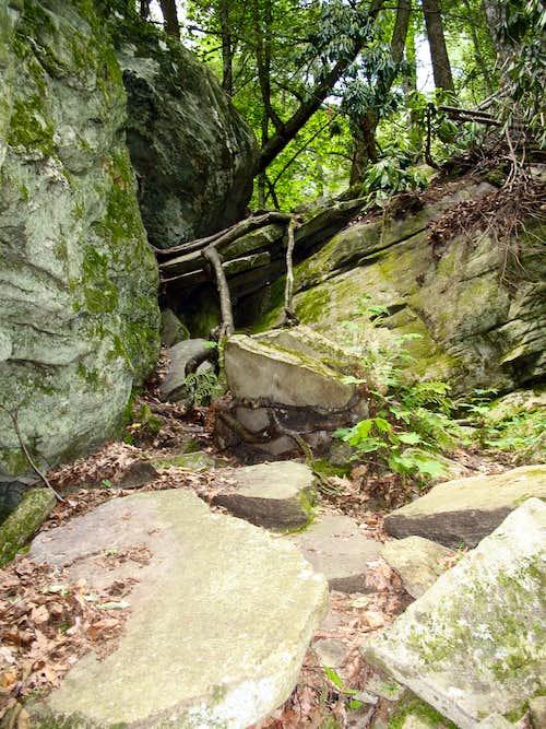 Sandy Flats Trail