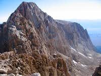 S. face of Peak 3985m