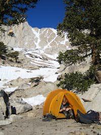 Meyson Lakes camping