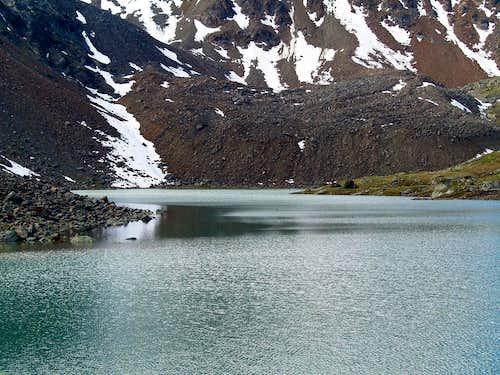 Il lago Lungo