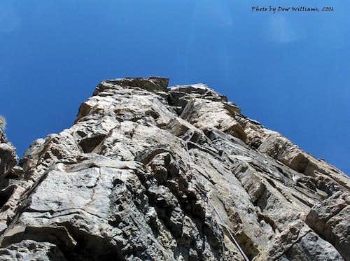 Grand Sentinel Climb