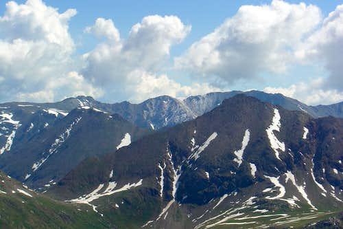 Mount Massive from Twining Peak