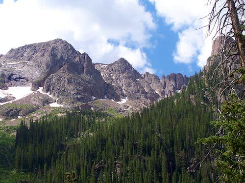 Aztec Mountain