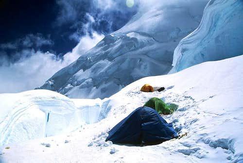 Huascaran High Camp