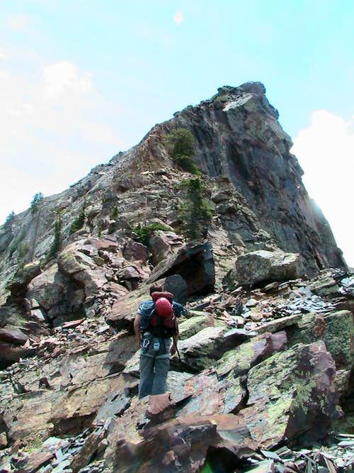 Sundial Peak, Eleventh Hour