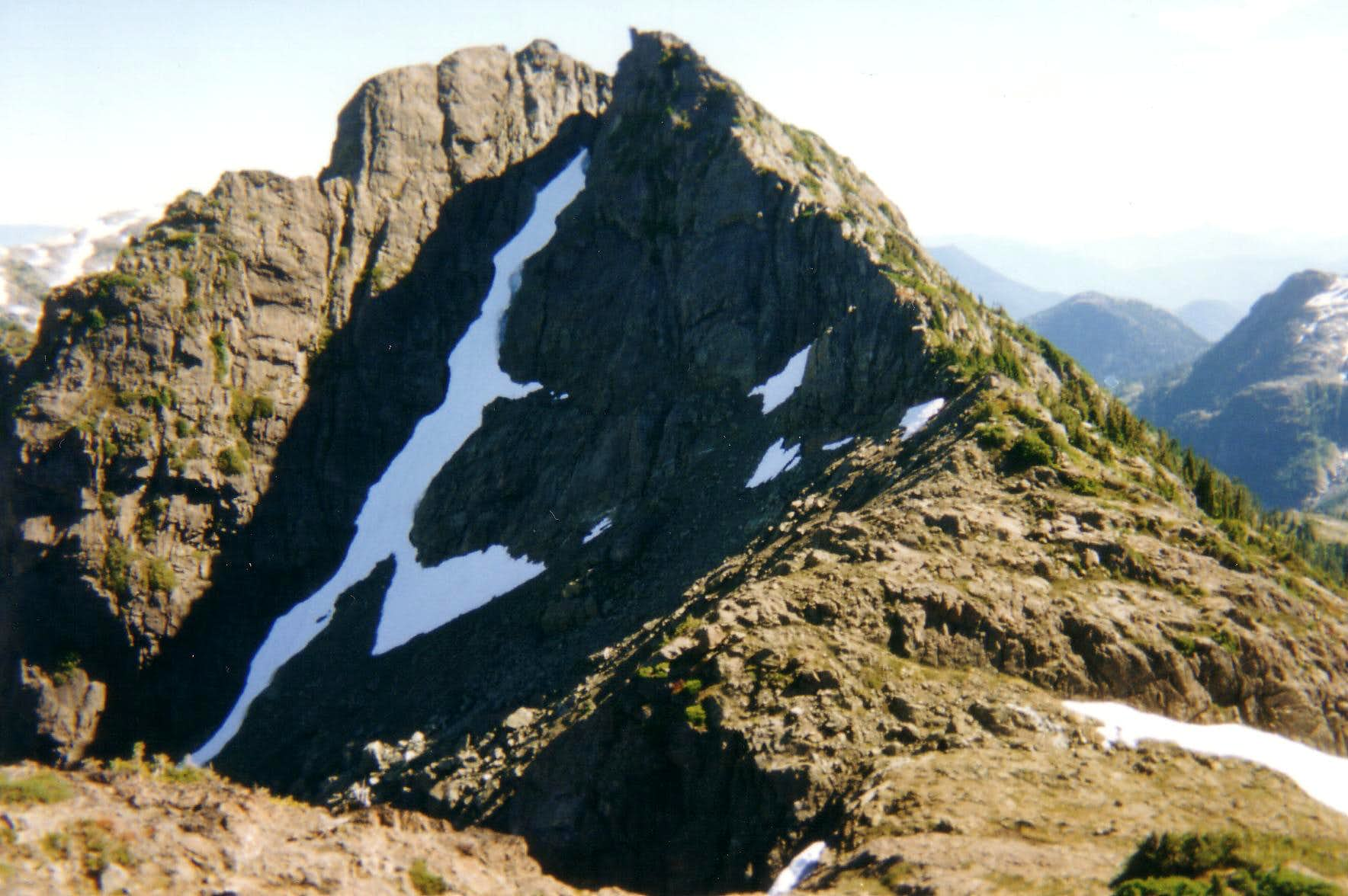 Central Crags – Flower Ridge