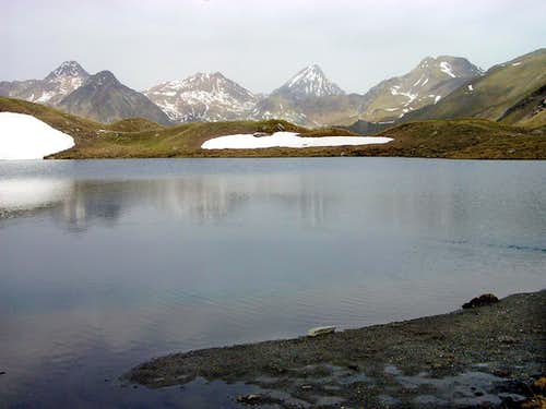 From Lago Doreire