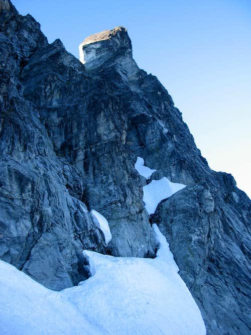 Inspiration Peak - West Ridge
