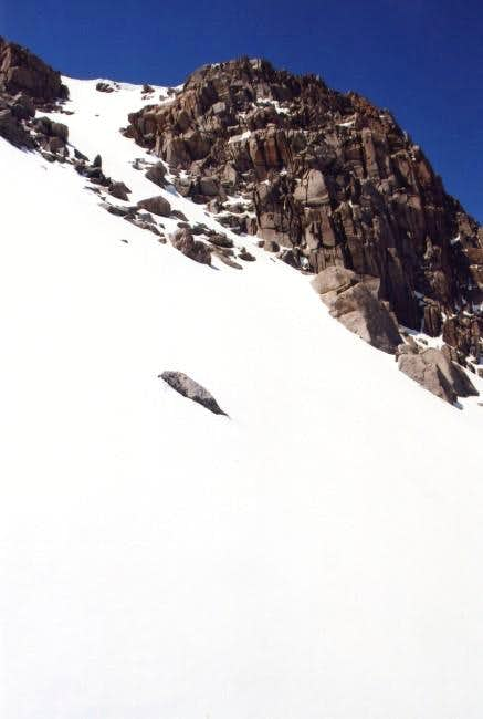 Chute on the South Face of Mt...