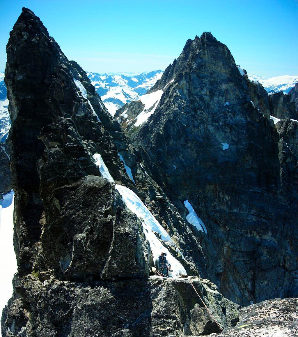 Inspiration Peak - East Ridge