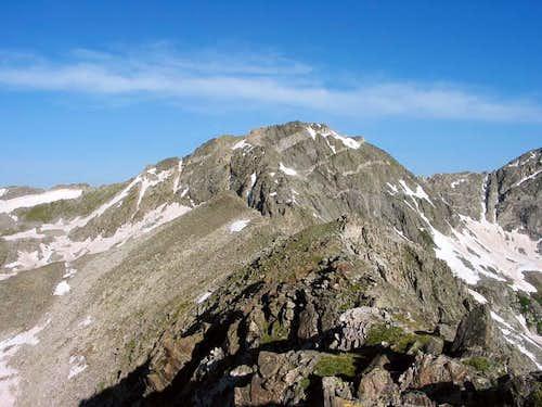 More ridge running