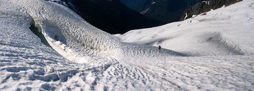 Inspiration Peak - Terror Glacier