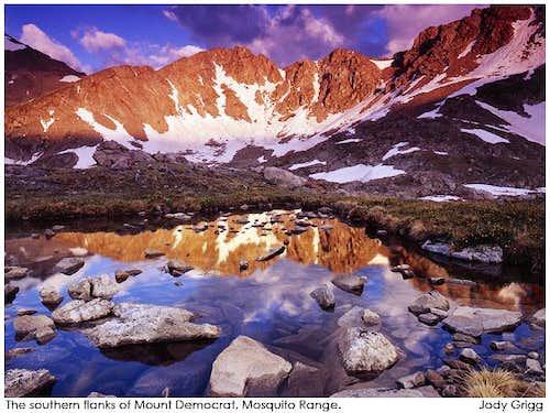 Mount Democrat, Colorado