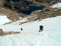 Winter Pass Ascent
