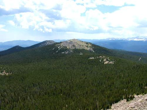 South Bald Mountain