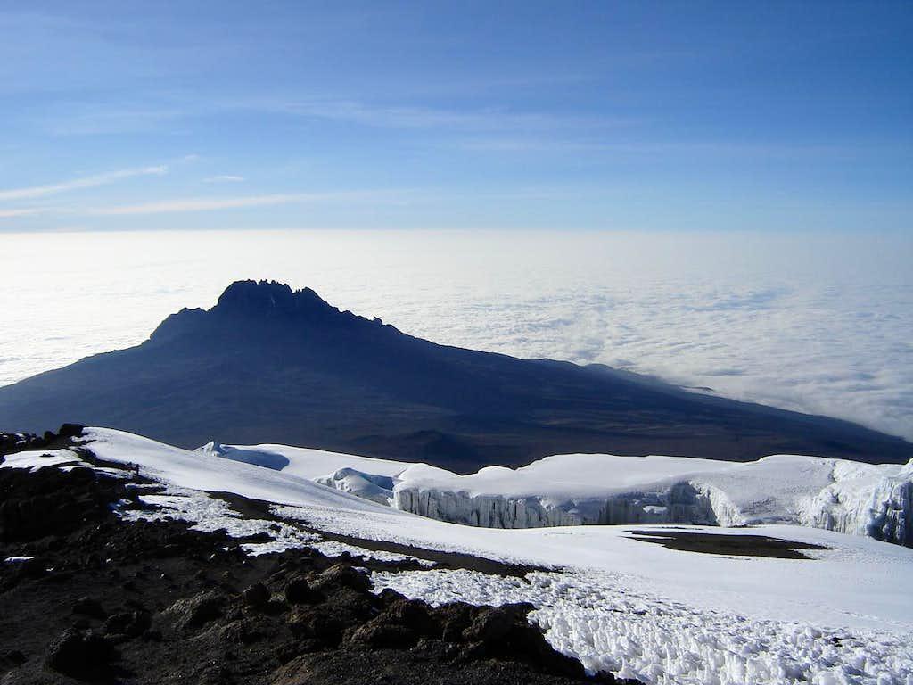 Kilimanjaro Summit View