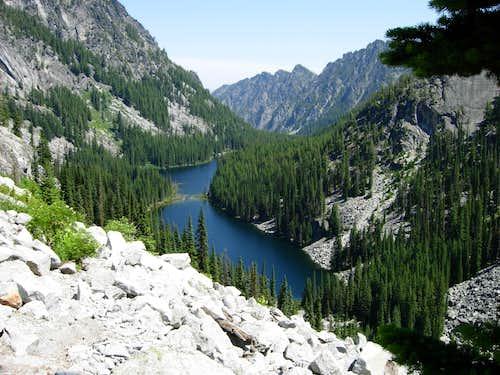 Nada Lake