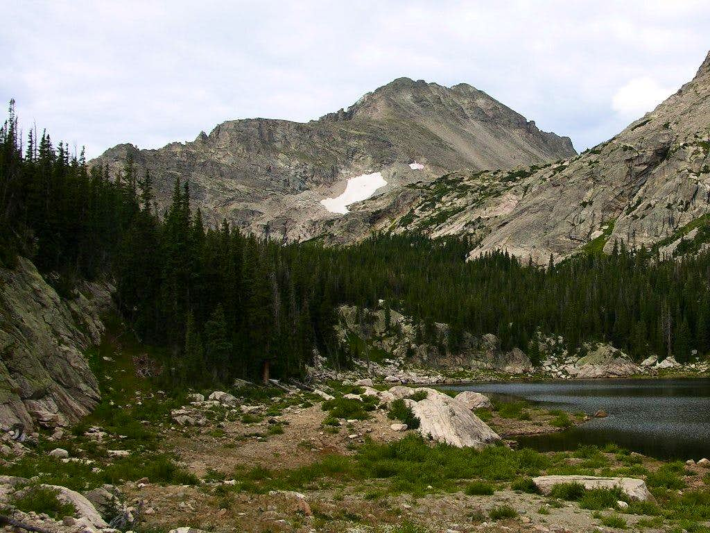 Elk Tooth from Pear Lake