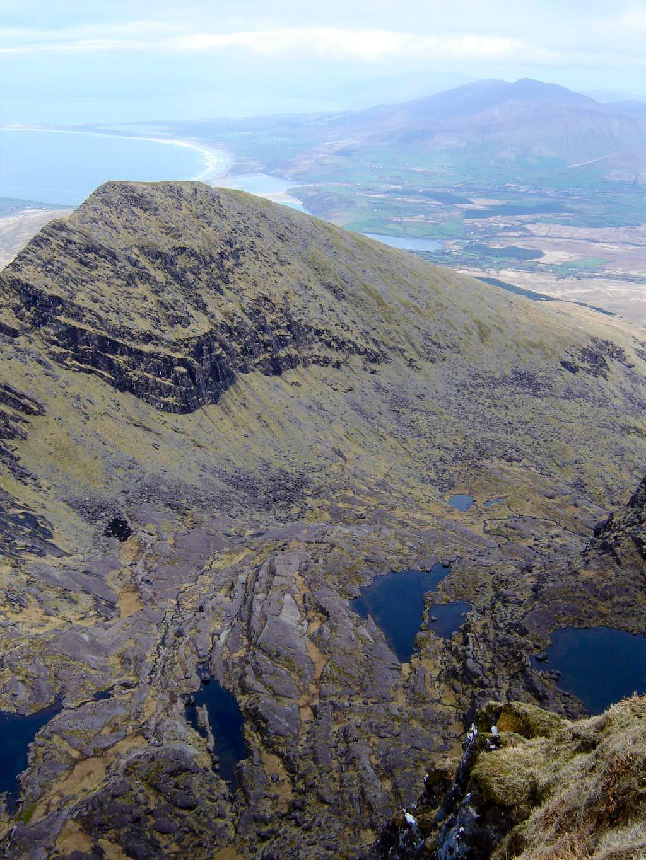 Mount Brandon Summit View