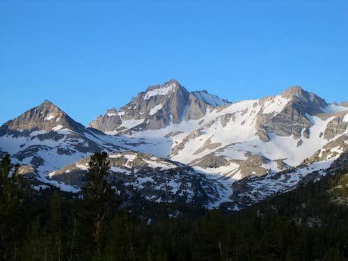Bear Creek Spire - Northeast Ridge (mostly)