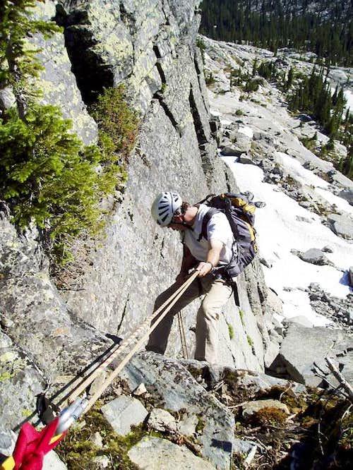Rock Peak North Ridge