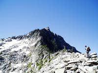 Rock Peak's North Ridge