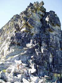 Lower North Ridge