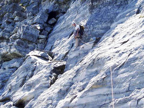 Upper North Ridge