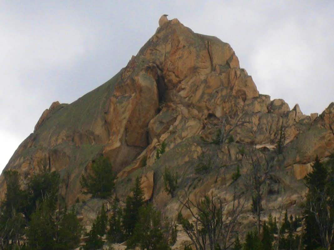 Eagle's Beak Summit Block