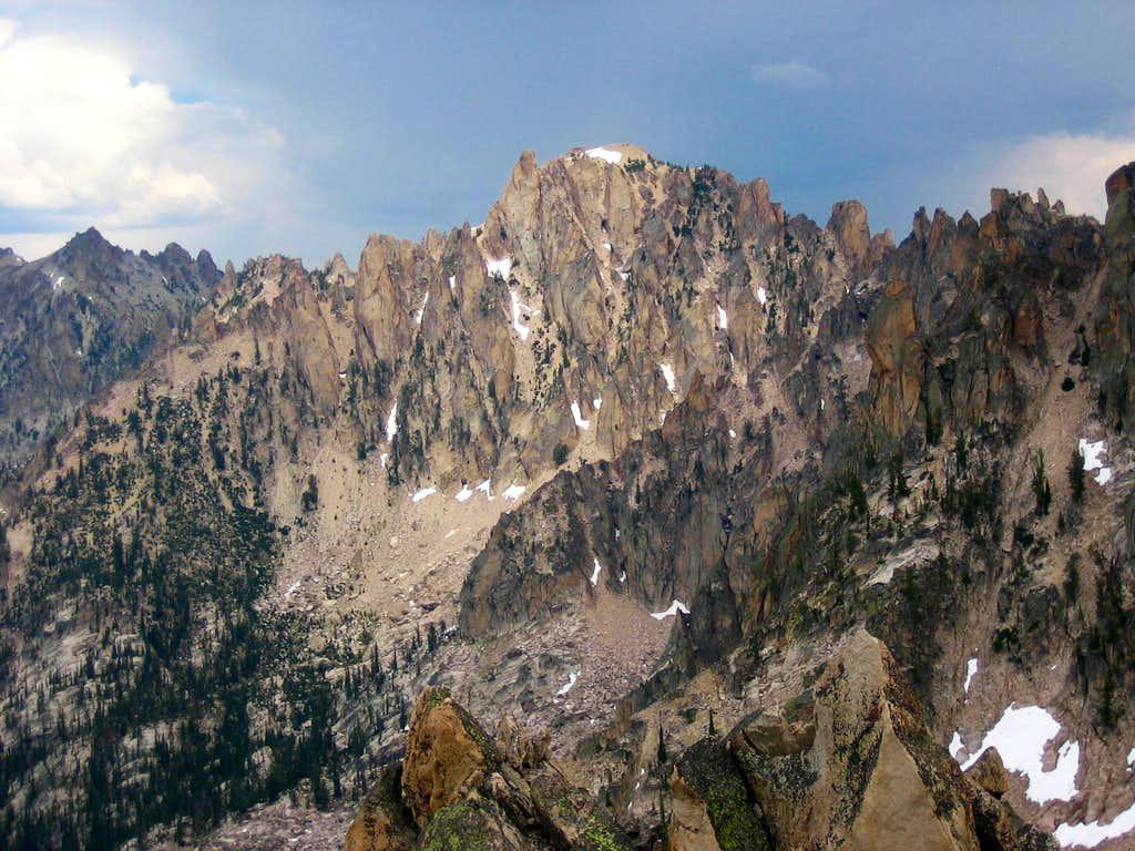 Nearby Braxon Peak