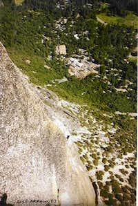Yosemite Village. 7/97