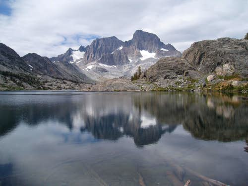 Mount Ritter and Garnet Lake