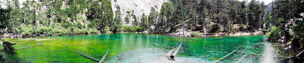Lago Verde di Vallestretta