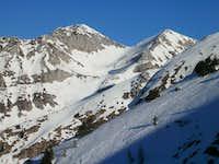 Monte Cornor and Castelat - Alpago