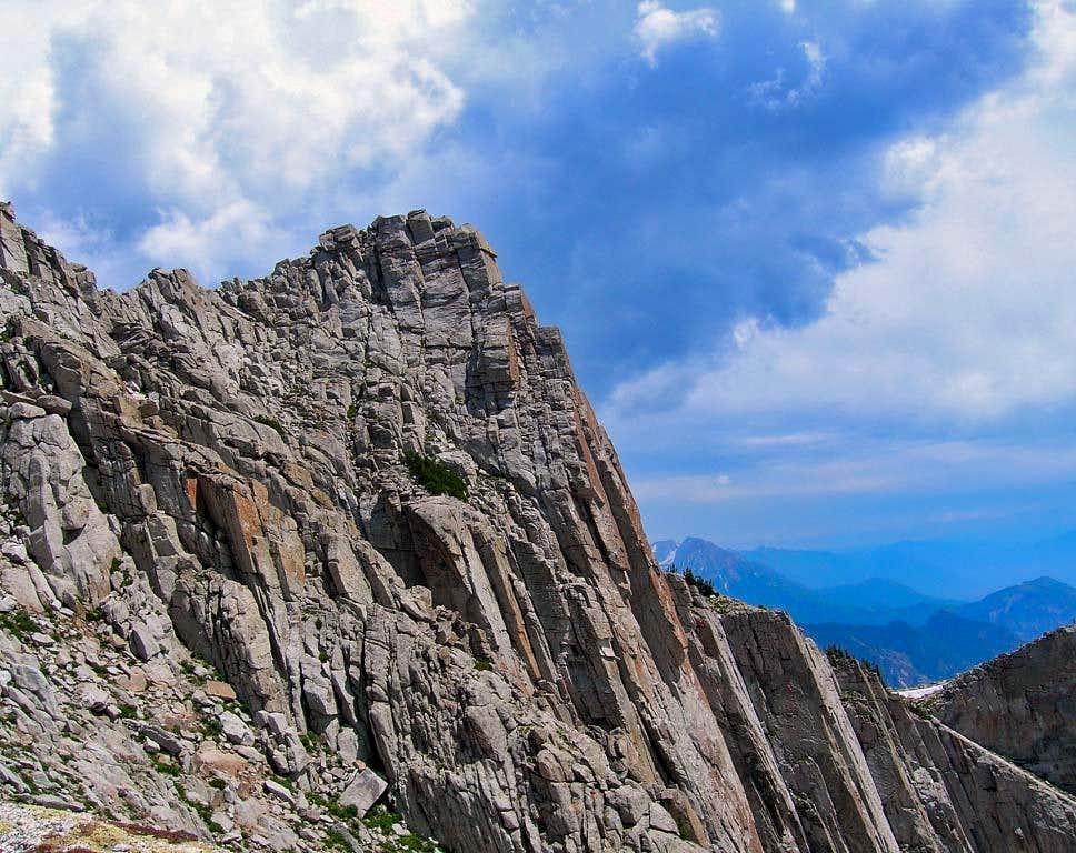 Lone Peak Summit