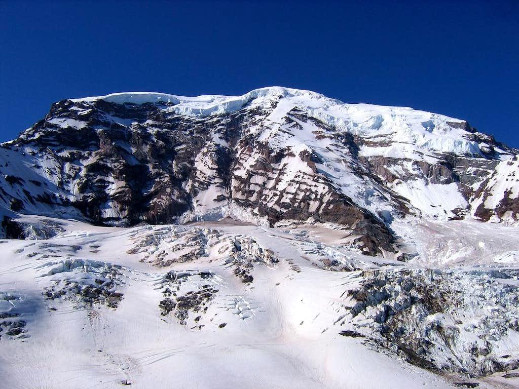 North Face of Rainier