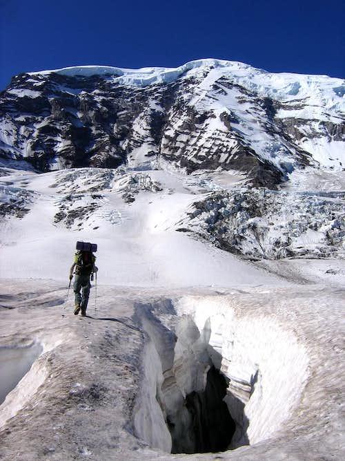 Liberty Ridge Approach