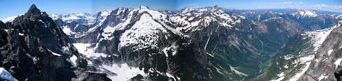 Inspiration Peak - Summit View