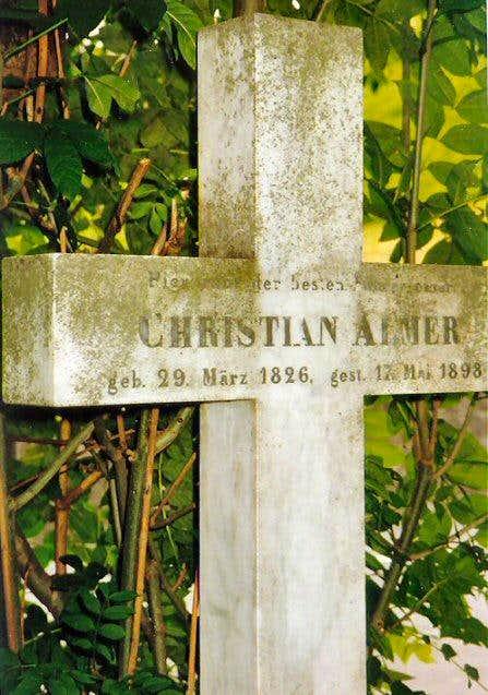 Christian Almer…