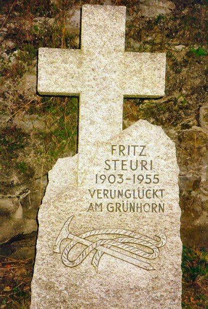 Fritz Steuri…