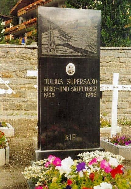 Julius Supersaxo…