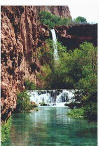 Mooney Falls only 8 more...