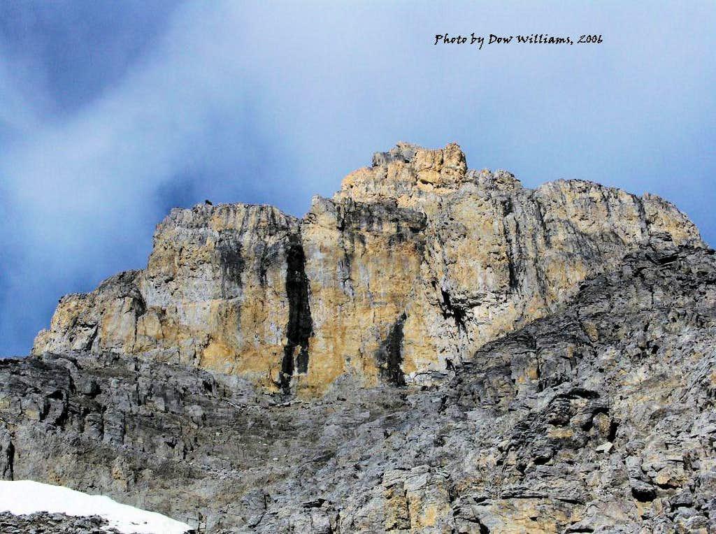 Unnamed Peak Climb